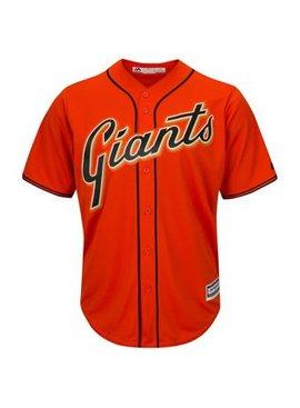 MAJESTIC Giants Replica Alternate Jersey