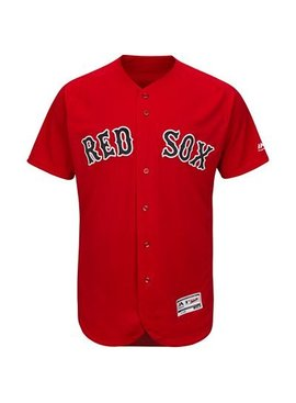 MAJESTIC Boston Red Sox Men's Replica Jersey