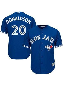 MAJESTIC Donaldson Coolbase Replica Jersey