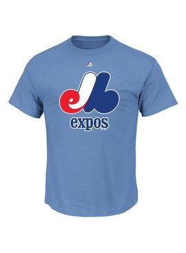 MAJESTIC Expos Cooperstown Youth T-Shirt