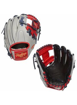 RAWLINGS Copy of PRO303-4KB Pro preferred gold glove club 12.75 Right-Hand Throw