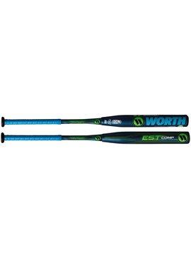 "WORTH Worth EST Comp 12.5"" Balanced USSSA Softball Bat"