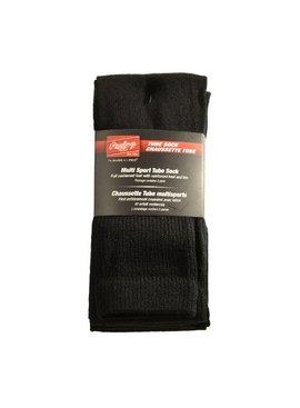 RAWLINGS Baseball Sock 3 Pack