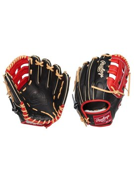RAWLINGS PRODJ2B-BOG Pro preferred gold glove club 11.5'' Right-Hand Throw