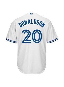 MAJESTIC TORONTO BLUE JAYS JERSEY DONALDSON