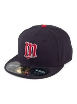 NEW ERA Authentic Minnesota Twins Alternate Cap