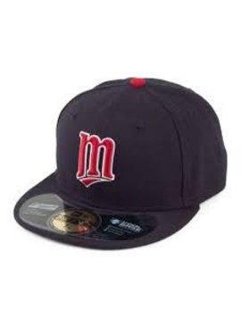 NEW ERA Authentic Minnesota Twins Alternate Cap