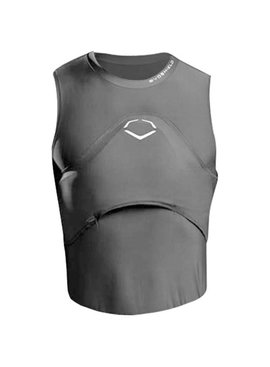 EVOSHIELD CHEST AND BACKGUARD WITH SHIRT (YOUTH)