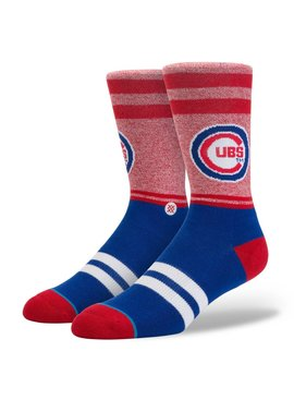 STANCE MLB CHICAGO CUBS BLEU