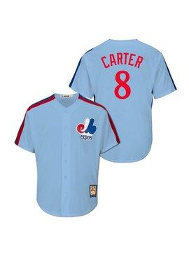 MAJESTIC Gary Carter Cooperstown Men's Jersey