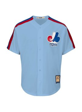 MAJESTIC Chemise Majestic Cooperstown Expos Adulte