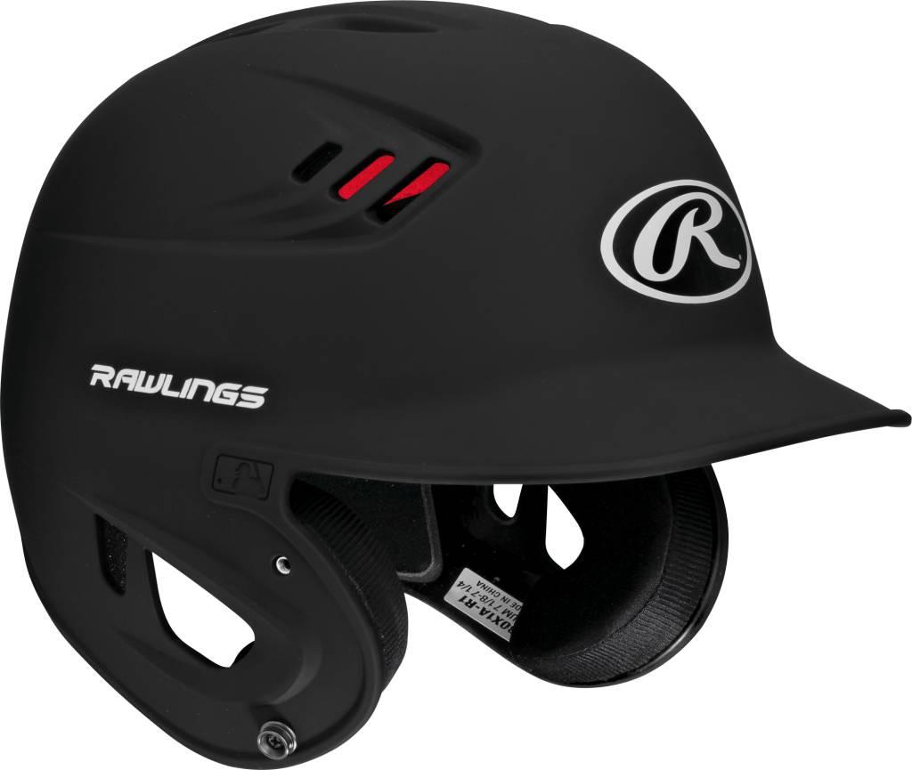 Adult batting helmet