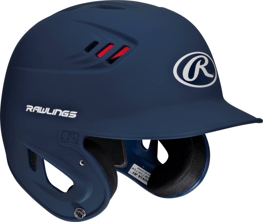 Rawlings S80x1am Adult Batting Helmet Baseball Town