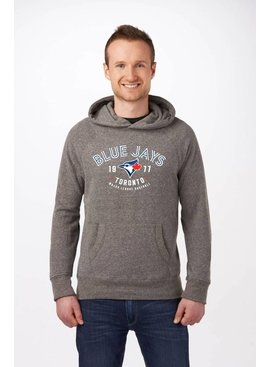 CAMPUS CREW TORONTO BLUE JAYS PULLOVER HOODIE