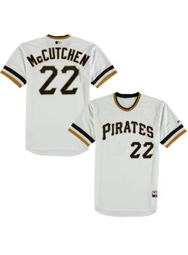 MAJESTIC PITTSBURGH PIRATES MCCUTCHEN