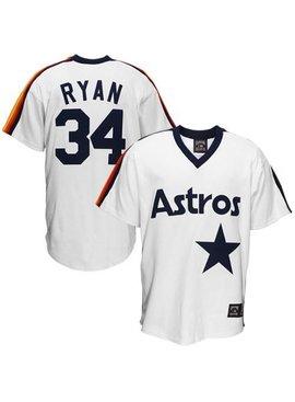 MAJESTIC Houston Astros Nolan Ryan Jersey Medium