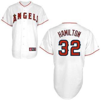 MAJESTIC ANGELS HAMILTON JERSEY LARGE