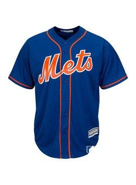 MAJESTIC Mets Replica Jersey