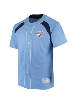 MAJESTIC Blue Jays Peak Power Output Jersey