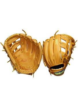 WILSON-DEMARINI A2K August Glove of the Month Daniel Norris DW5 BBG Right-Hand Throw