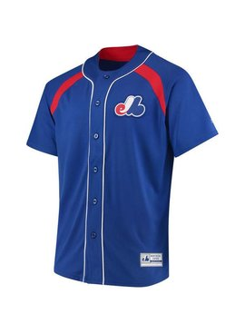 MAJESTIC Expos Peak Power Output Jersey
