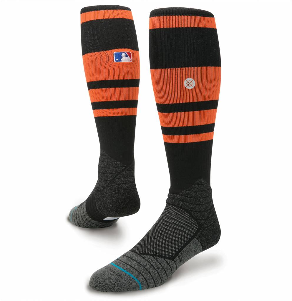 Stance Diamond Pro Otc Stripes Sock Baseball Town