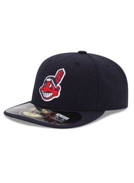 NEW ERA Authentic Cleveland Indians Alternate Cap