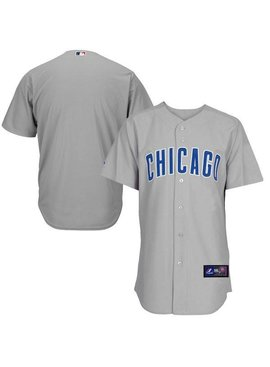 MAJESTIC Cubs Replica Away Jersey