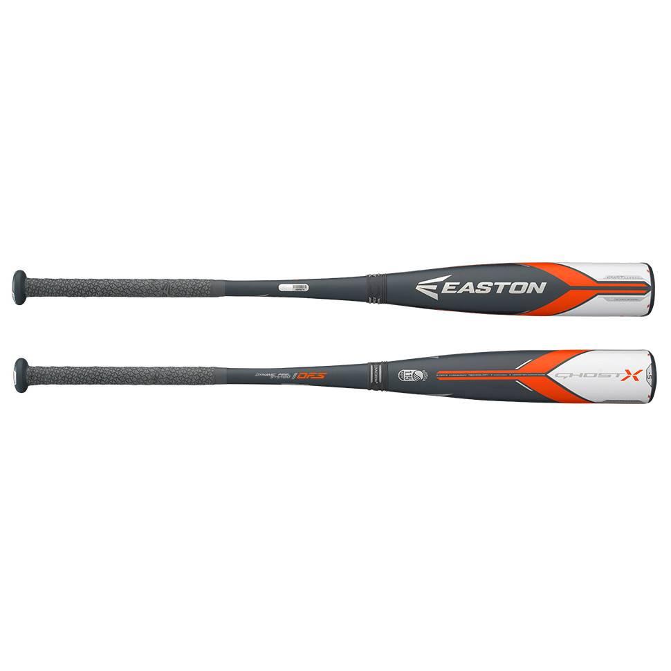 "Easton SL18GX5 Ghost X (-5) 2 3/4"" USSSA Baseball Bat ..."