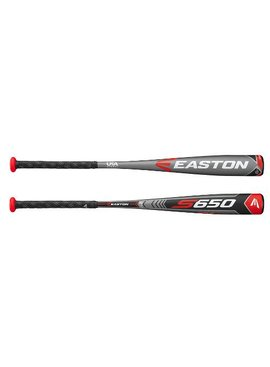 "EASTON YBB18S6509 S650 (-9) 2 5/8"" USA Baseball Bat"