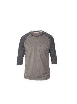 EASTON 3/4 Sleeve Raglan Men's Crew Neck Shirt