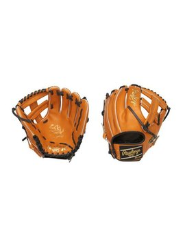 RAWLINGS PRO204-20T Color Sync 2.0 Heart Of the Hide 11.5'' Baseball Glove Lance de la Droite
