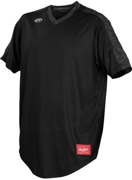 RAWLINGS Men's V-Neck Pullover Jersey