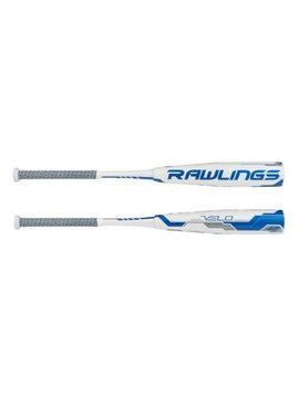 "RAWLINGS Velo Hybrid 2 3/4"" Baseball Bat (-12)"