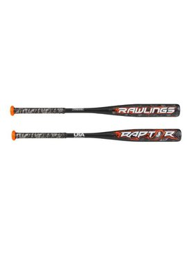 "RAWLINGS US8R10 Raptor 2 1/4"" USA Youth Baseball Bat (-10)"