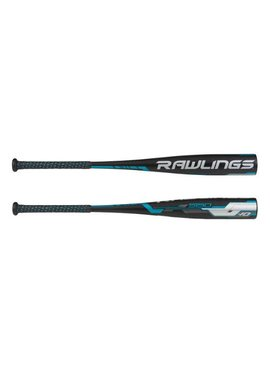 "RAWLINGS 5150 1Pc-Balanced Allow 2 3/4"" Baseball Bat (-10)"