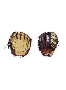 "WILSON A2000 DP15 1788 Pedroia Fit 11.25"" Baseball Glove"