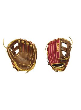 "WILSON A2000 DP15 PF Dustin Pedroia Game Model 11.75"" Baseball Glove"