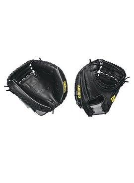 """WILSON A2000 M2 Superskin 33.5"""" Catcher's Baseball Glove"""