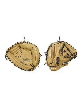 "WILSON A500 1790 31.5"" Youth Catcher's Baseball Glove"