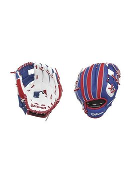 "WILSON A200 Mlb Batter Logo 10"" Youth Baseball Glove"