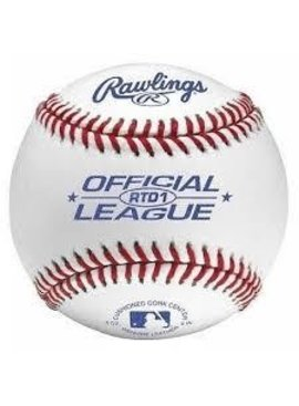 RAWLINGS RTD1 Practice Ball (UN)