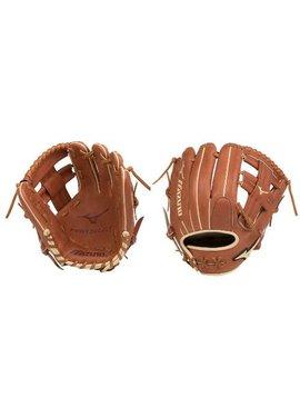 "MIZUNO GPS1-400R Pro Select 11.5"" Brown Baseball Glove"