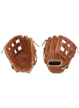 "MIZUNO GPS1-700DH Pro Select 12.75"" Brown Baseball Glove"