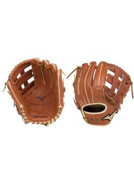 "MIZUNO GPS1-600D Pro Select 11.75"" Brown Baseball Glove"