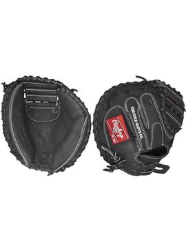 "RAWLINGS PROCM34SBB Heart Of The Hide 34"" Catcher's Fastpitch Glove Right-Hand Throw"
