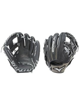 "MIZUNO GFN1150BG Franchise Black/Grey 11.5"" Baseball Glove"