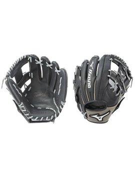 "MIZUNO GFN1150BG Franchise Black/Grey 11.5"" Baseball Glove"