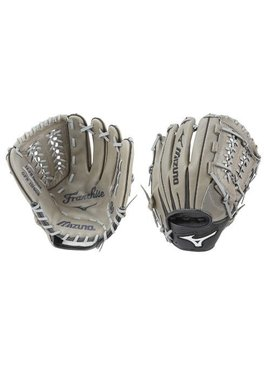 "MIZUNO GFN1175GB Franchise Grey/Black 11.75"" Baseball Glove"