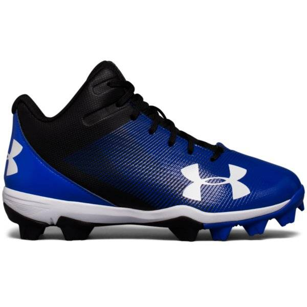 Under Armour Leadoff Mid Rm Jr Youth Shoes 1297314